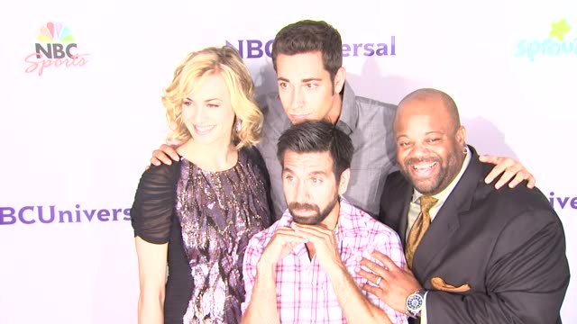 Universal Press Tour AllStar Party Los Angeles CA United States 8/1/11