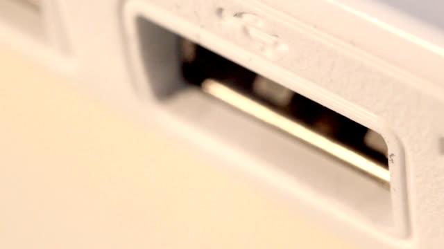 universal serial bus usb - plug socket stock videos and b-roll footage