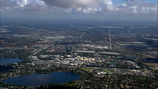 Universal Studios  - Aerial View - Florida,  Orange County,  United States