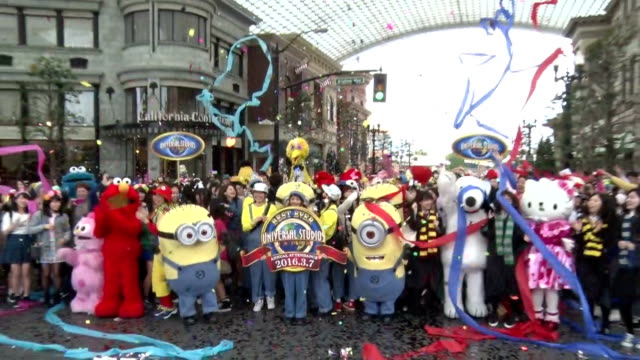 Universal Studios Japan in Osaka has attracted a record number of visitors in fiscal 2015 topping the previous record of 127 million set the year...