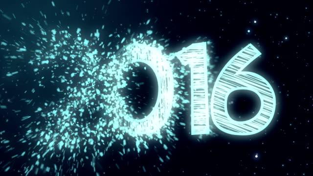 vídeos de stock, filmes e b-roll de universe celebra 2016 - 2016
