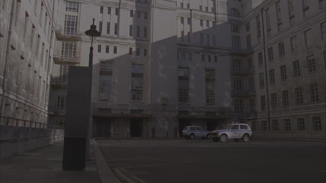 university college london senate bldg.; tilt up - senate stock videos & royalty-free footage