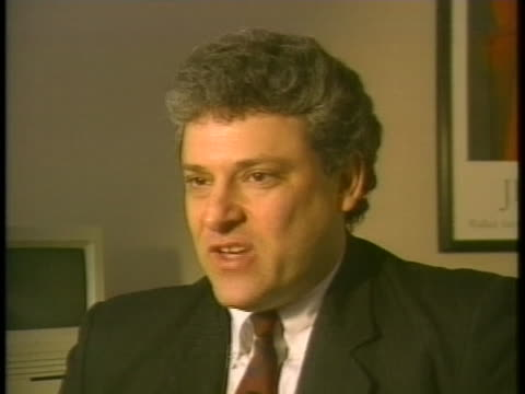 university of minnesota's dr. arthur caplan, and newspaper columnist nat hentoff, share their views on the job of bioethicists. - columnist stock videos & royalty-free footage