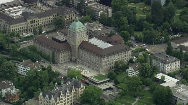 AERIAL University of Zurich, Switzerland