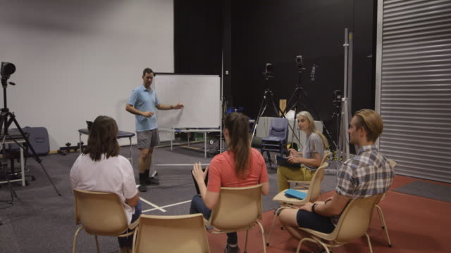 a university seminar - teaching stock videos & royalty-free footage