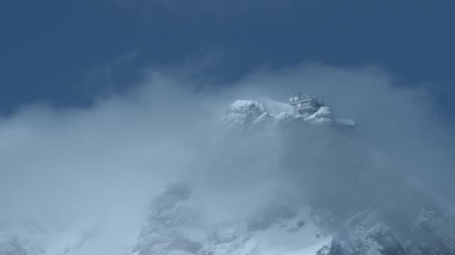 Untersberg im Schnee
