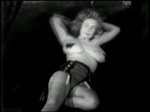 [untitled: hollywood funtime,program #2] aka burlesque - 33 of 44 - see other clips from this shoot 2068 stock videos & royalty-free footage