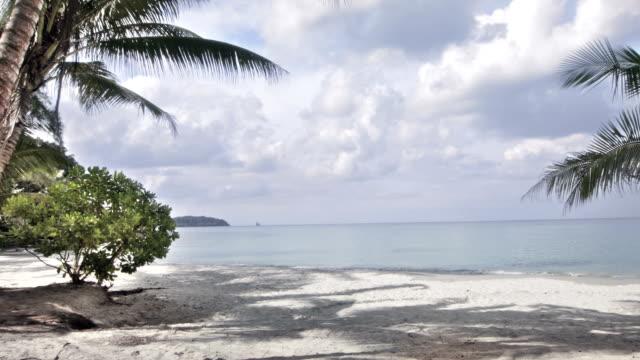 Ongerepte strand