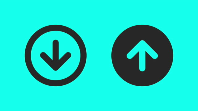 Up & Down - Vector Animate