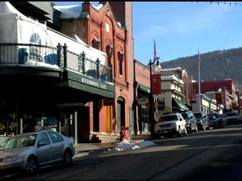 Up Main Street at the Sundance Film Festival Atmosphere on January 20 2005