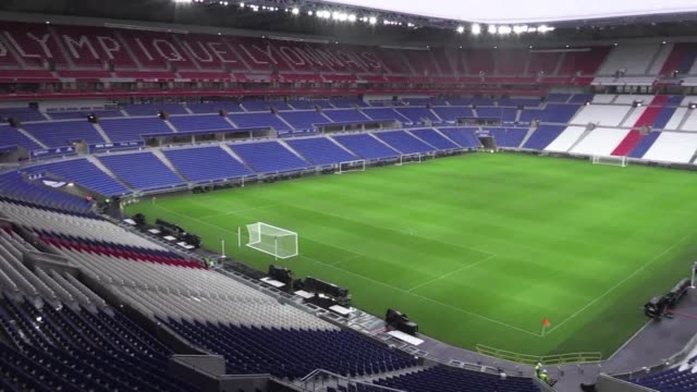 vídeos de stock, filmes e b-roll de up to 10 million visitors will descend on france in a few short days for the 2016 european championship - euro 2016
