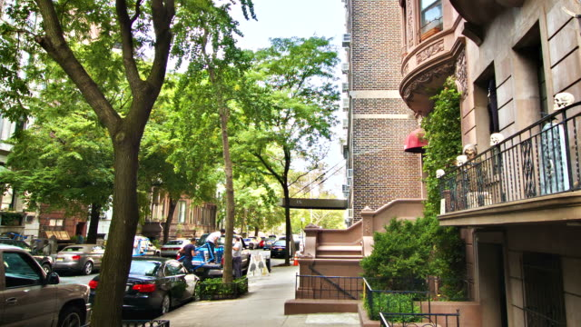 upper west side - upper west side manhattan stock videos and b-roll footage