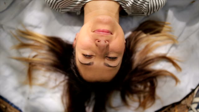 upside down joy - upside down stock videos & royalty-free footage