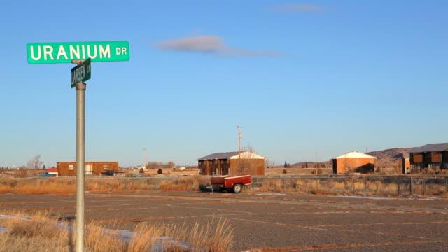 uranium drive - uranium stock videos and b-roll footage