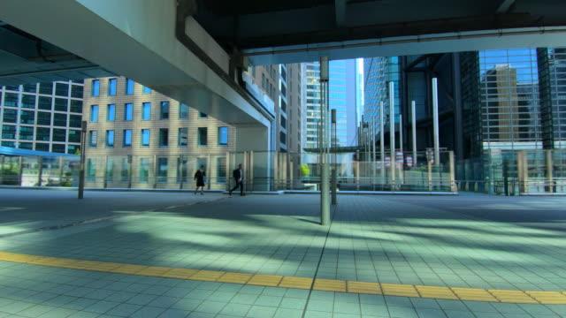 都市景観 - 歩道点の映像素材/bロール