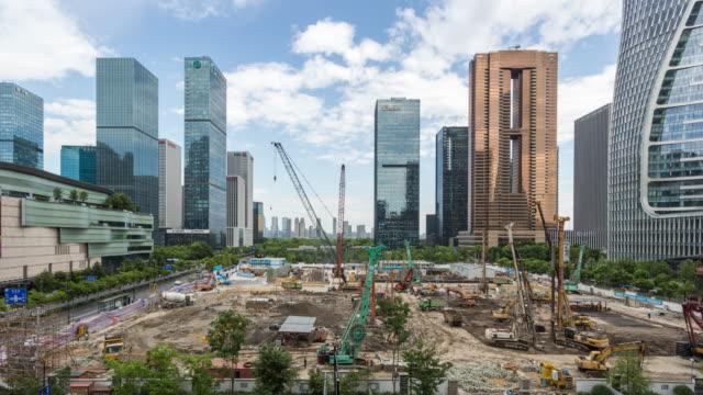 T/L Urban construction in Hangzhou,China