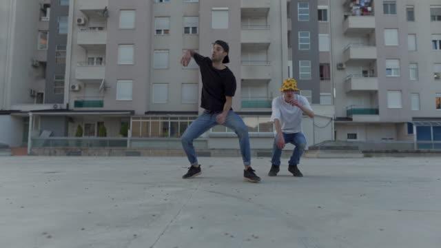 アーバンダンサー - モダンダンス点の映像素材/bロール