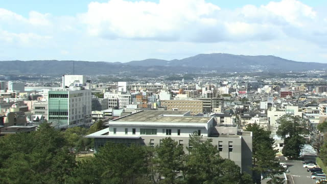 urban district of city of nara, nara prefecture, japan - nara prefecture stock videos & royalty-free footage