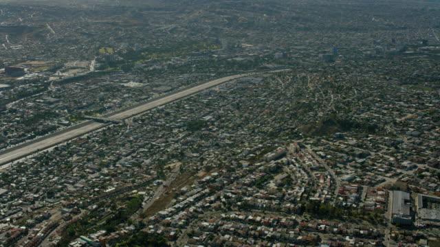 urban landscape in tijuana mexico - tijuana stock videos & royalty-free footage