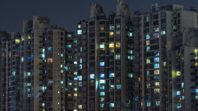T/L Urban Residential Area / Beijing, China