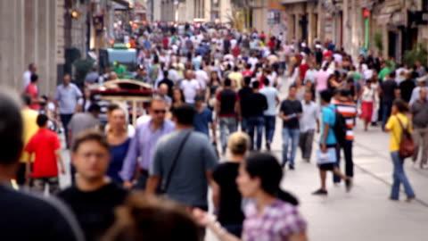 stockvideo's en b-roll-footage met urban street - istanboel