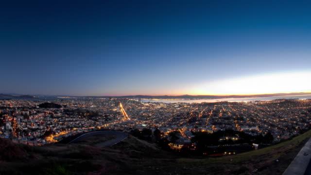 urban sunrise - dawn to day stock videos & royalty-free footage