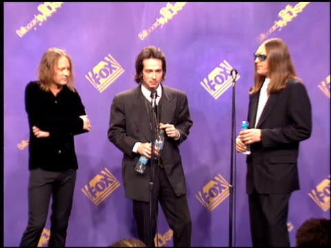 Urge Overkill at the 1994 Billboard Music Awards at Universal Amphitheatre in Universal City California on December 7 1994