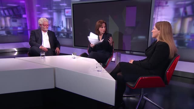 'Urgent' police review after Liam Allan rape trial collapses ENGLAND London GIR INT Jerry Hayes and Julia Smart LIVE studio discussion SOT