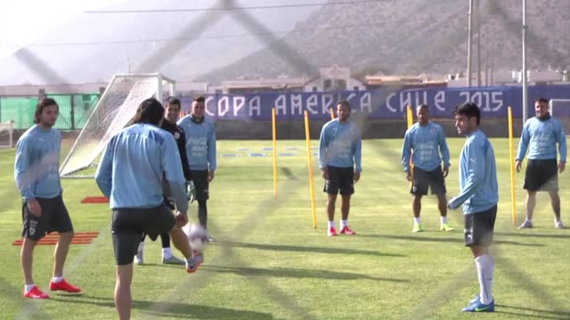 Uruguay national team coach Oscar Tabarez said his team has to play against Paraguay on Saturday as if it was a final in order to be able to remain...