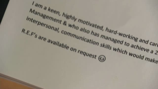 Use of emojis linked to decline in language skills in children SCOTLAND INT Various close shots of document where a smiley face emoji replaces a full...