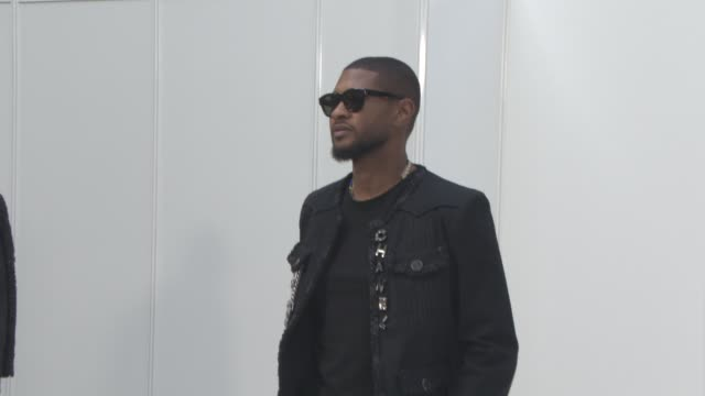chanel ss17 on october 4, 2016 in paris, france. - usher stock videos & royalty-free footage