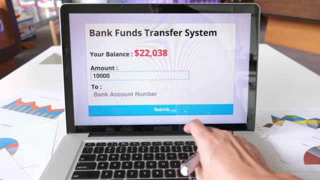 Using Bank Funds Transfer System