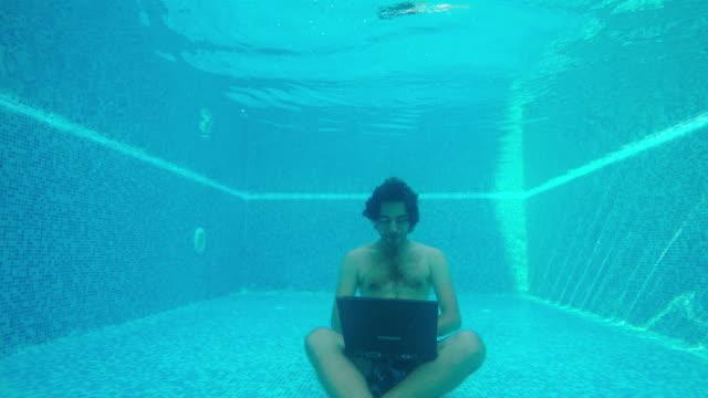 HD: Computer benutzen Unterwasser