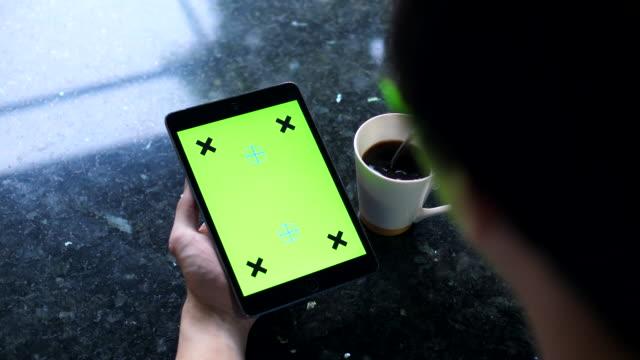 Uso de tableta Digital, clave de croma