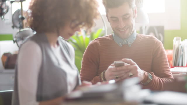 Using smart phones in the office