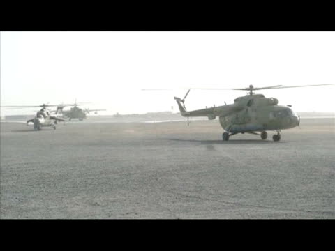 led troops are forging ahead in the fourth day of a huge offensive against the taliban in southern afghanistan, in the first major test of us... - provinz helmand stock-videos und b-roll-filmmaterial