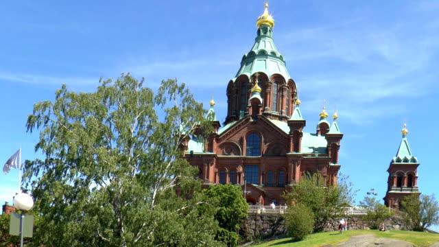 Uspenski Cathedral - Helsinki, Finland