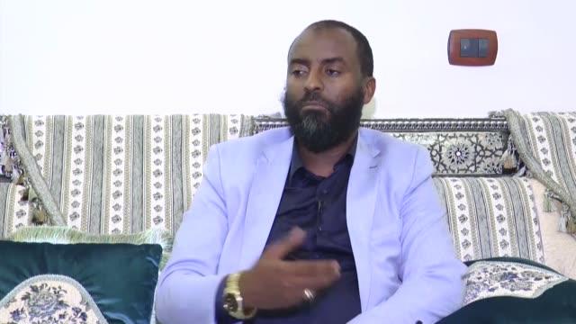 Ustaz Abubakar Ahmed a well know Ethiopian Islamic activist and preacher holds iftar dinner during the holy Islamic month of Ramadan on June 01 2018...