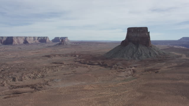 utah and arizona desert tower butte - page arizona stock videos and b-roll footage
