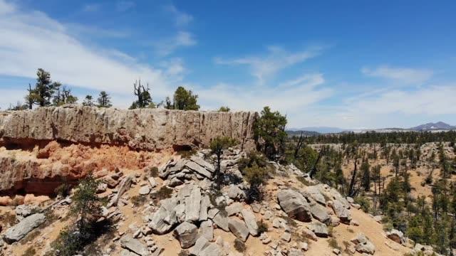 utah desert red canyon - bryce canyon stock videos & royalty-free footage