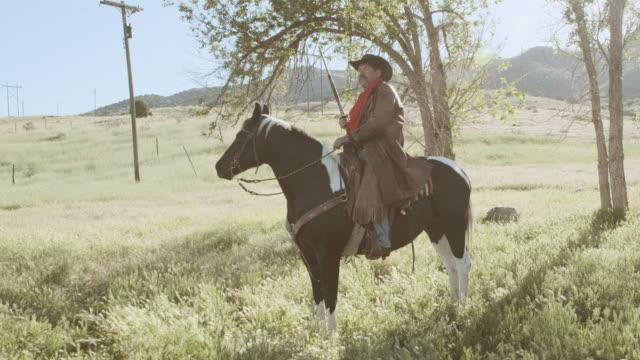 Utah Rancher and Horse