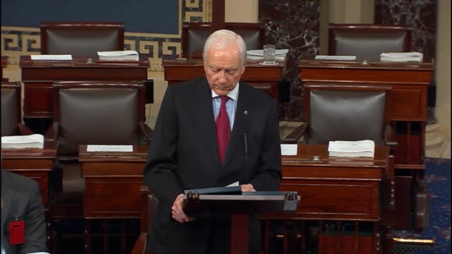 Utah Senator Orin Hatch says that Supreme Court nominee and Tenth Circuit Judge Neil Gorsuch has an impressive list of qualifications and that...