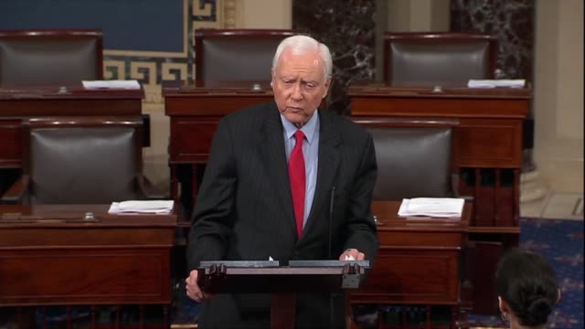Utah Senator Orrin Hatch says after a second sex abuse allegation made against Supreme Court nominee Judge Brett Kavanaugh that Democrats were using...