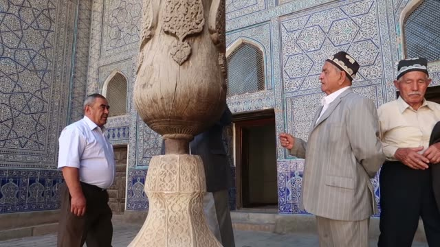Uzbekistan may join the UN project on the maritime and continental routes of the Great Silk Road IN VIDEO The historic city of Khiva the former...