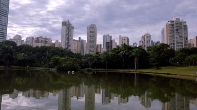Vaca Brava Park in Goiânia, GO, Brazil