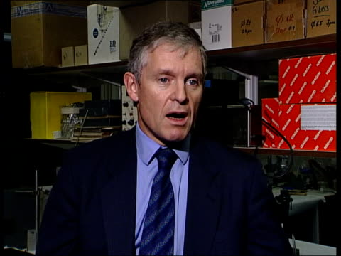 More confusion ITN Dr Simon Murch interview SOT Compares risk of MMR vaccination with risk of driving to school attending a fireworks display or...
