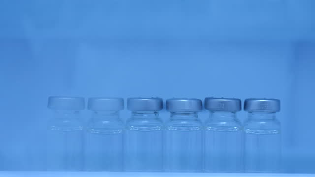 vaccine stored in the refrigerator - compartment stock videos & royalty-free footage