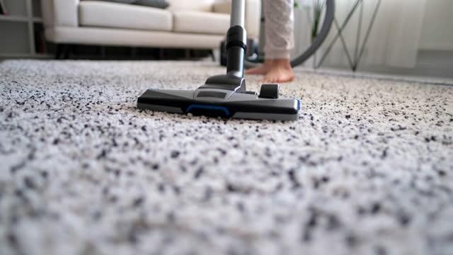 vacuum cleaning. - vacuum cleaner stock videos & royalty-free footage