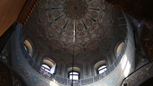Vagharshapat, Echmiadzin cathedral, the dome