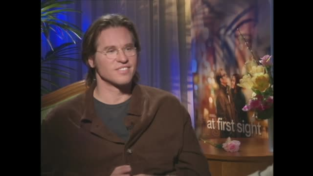 val kilmer addresses the rumor that he's hard to work with - val kilmer stock videos & royalty-free footage